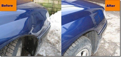 paintless dent repair andover