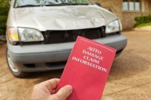 car insurance claim pamphlet