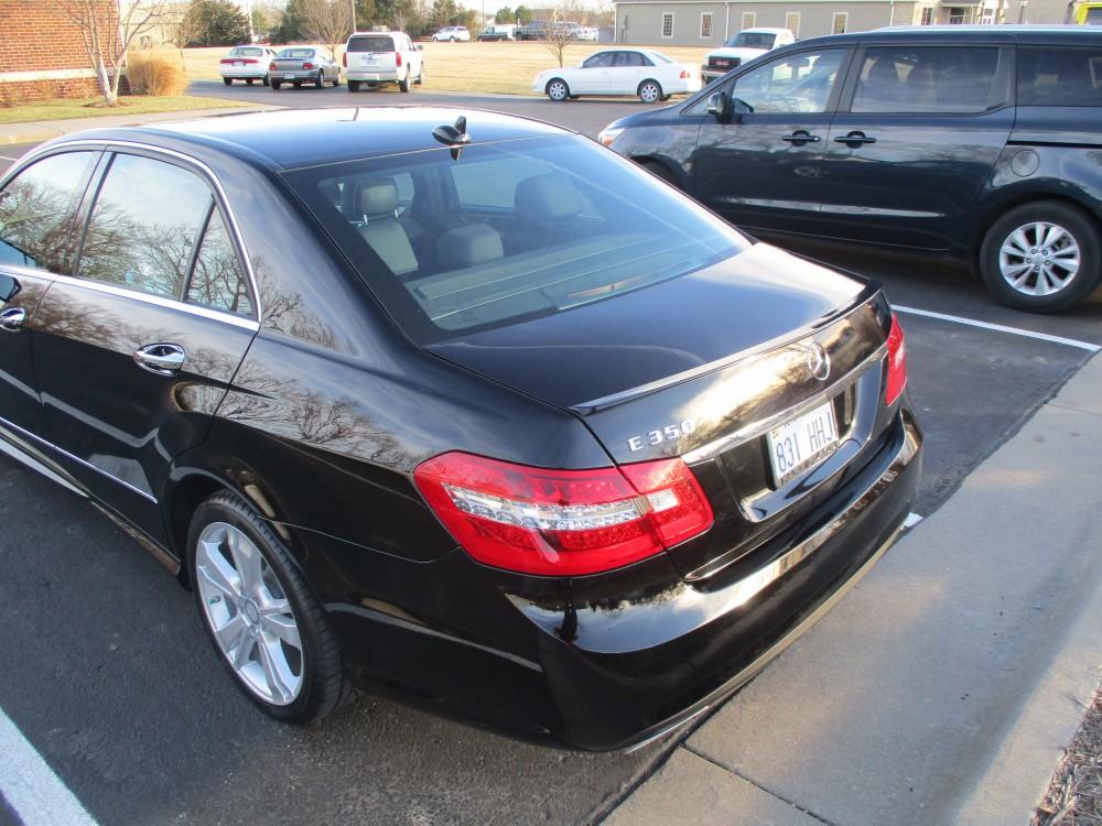 2002 Mercedes Benz - After