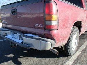 2006 GMC Sierra - Before