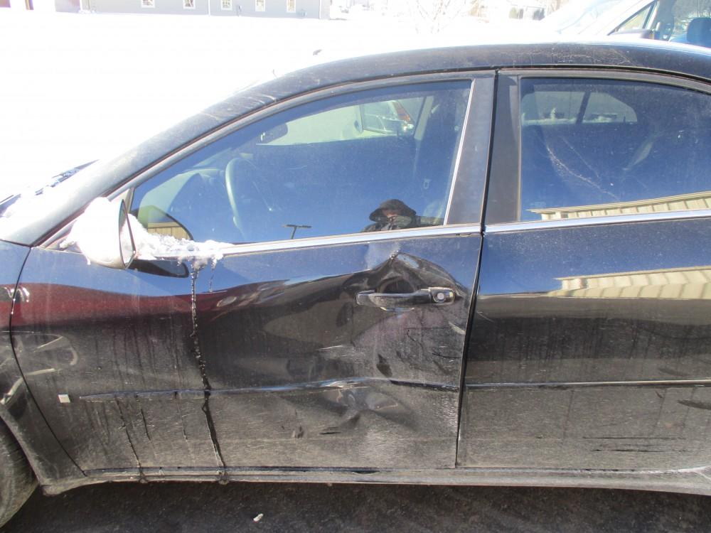 2006 Pontiac G6 - Before