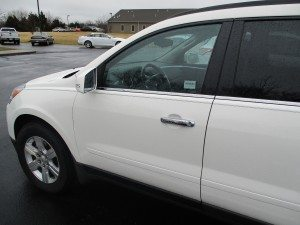 2012 Chevrolet Traverse - fixed