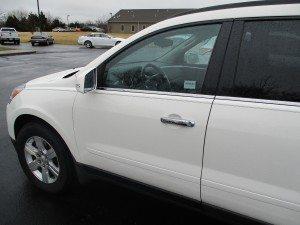 2012 Chevrolet Traverse - fixed