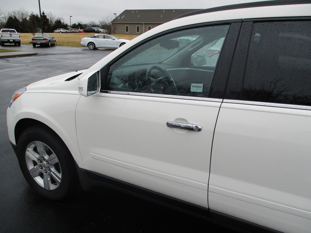 2012 Chevrolet Traverse - After