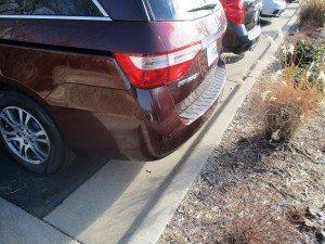 2013 Honda Odyssey - After