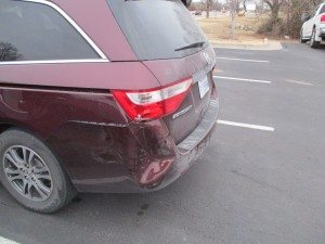 2013 Honda Odyssey - Before