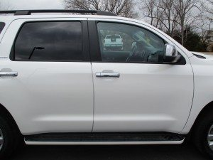 2014 Toyota Sequoia - After