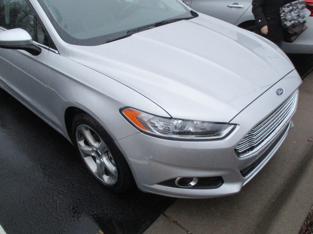 2016 Ford Fusion - After