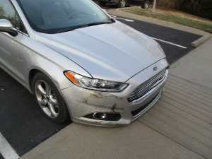 2016 Ford Fusion - Before