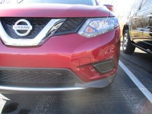 2016 Nissan Rogue - After