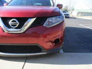 2016 Nissan Rogue - Before