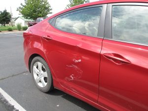 Briggs - 2013 Hyundai Elantra - Before