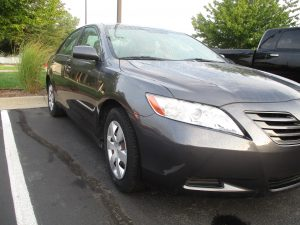 Cooper - 2007 Toyota Camry - After