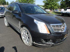 Cooper - 2012 Cadillac SRX - Before