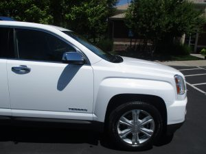 GMC terrain fixed
