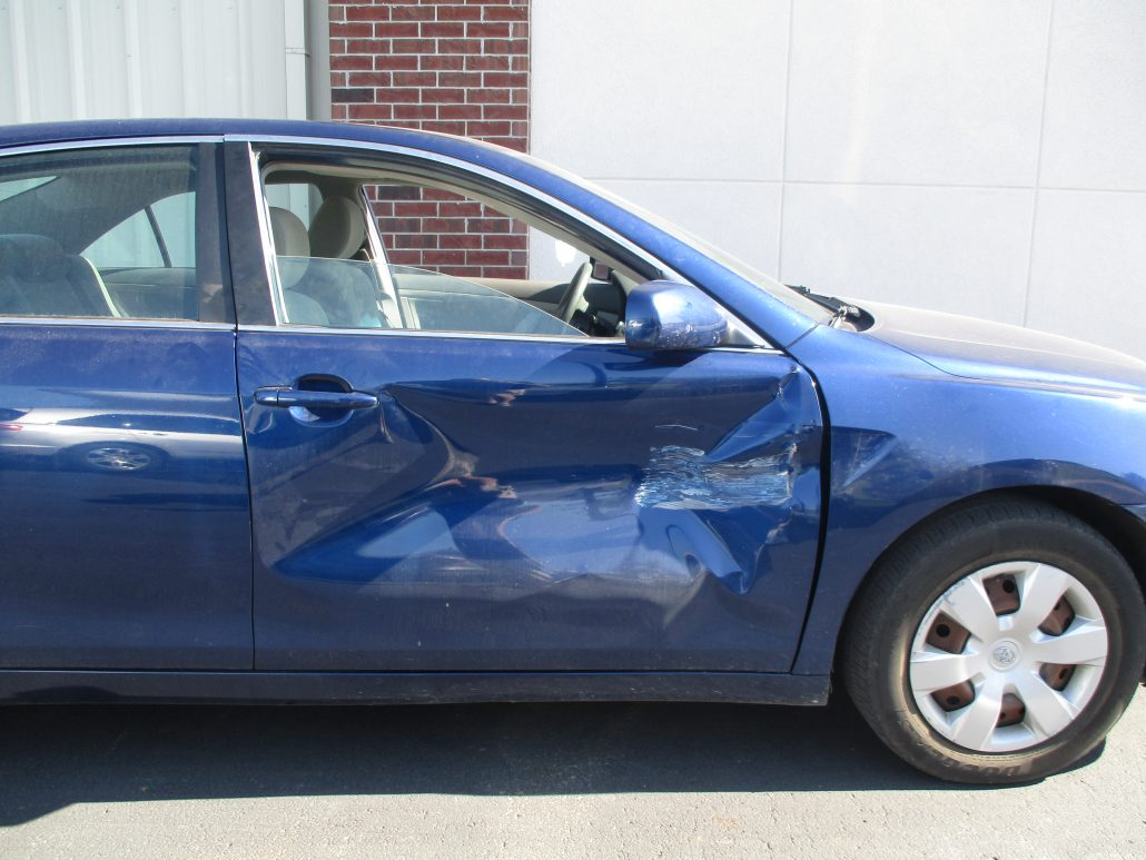 Body Shop   Wichita KS   Before and After   Collision Center Andover
