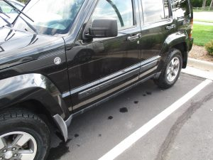 Repaired Jeep Liberty