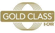 GoldClass - Collision Center of Andover is Gold I-Car Certified!