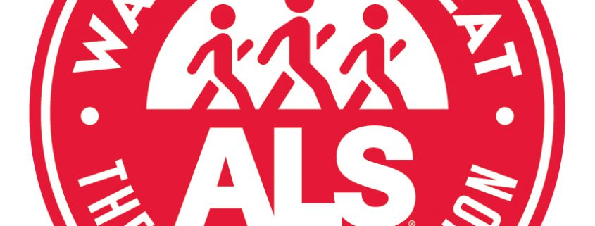 logo for ALS's Walk to Defeat ALS event that Collision Center of Andover supports among other Wichita-area community programs.
