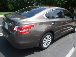 Alvarez - 2014 Nissan Altima - After