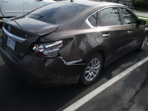 Alvarez - 2014 Nissan Altima - Before