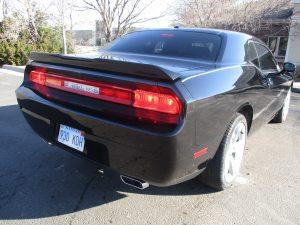 Ayon - 2011 Dodge Challenger - After