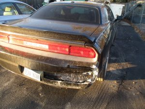 Ayon - 2011 Dodge Challenger - Before