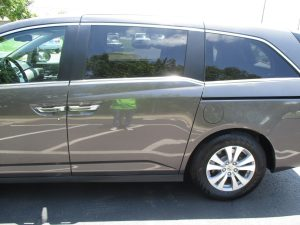 Bharath-Rao - 2015 Honda Odyssey - After