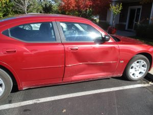 Bieker - 2006 Dodge Charger - Before