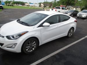 Bott - 2016 Hyundai Elantra - Before