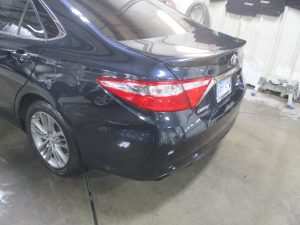 Burk - 2015 Toyota Camry - After