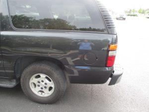 Davis - 2005 Chevrolet Suburban - After