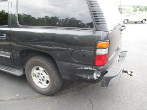Davis - 2005 Chevrolet Suburban - Before