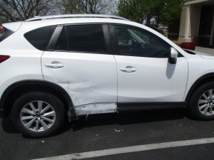 Denning - 2014 Mazda CX-5 - Before