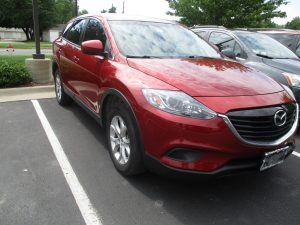 Dupuis - 2015 Mazda CX-9 - After