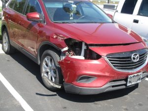 Dupuis - 2015 Mazda CX-9 - Before