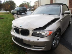 Eckley - 2008 BMW 128i - Before