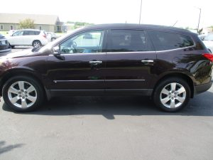 Fetters - 2010 Chevrolet Traverse - After