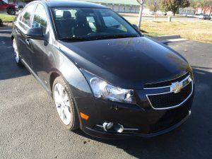 Gannon - 2014 Chevrolet Cruze - After