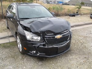Gannon - 2014 Chevrolet Cruze - Before