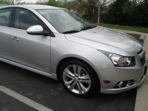 Gomez - 2014 Chevrolet Cruze - After
