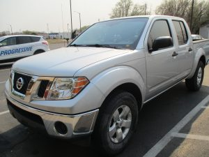 Hall - 2009 Nissan Frontier - After