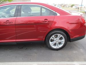 Hamilton - 2013 Ford Taurus - After