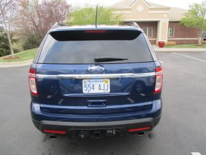 Hilton - 2012 Ford Explorer - After