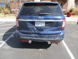 Hilton - 2012 Ford Explorer - Before