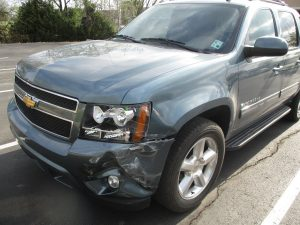 Hopkins - 2010 Chevrolet Avalanche - Before