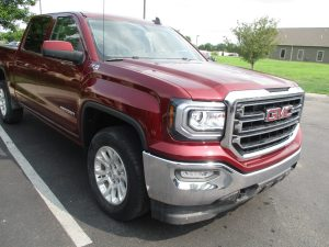 Logan - 2016 GMC Sierra - After