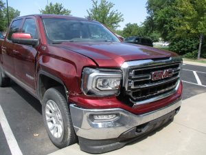 Logan - 2016 GMC Sierra - Before