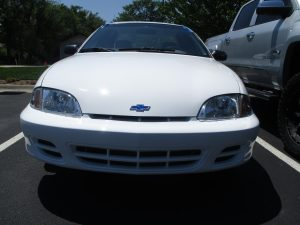Macleod - 2001 Chevrolet Cavalier - After