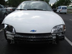 Macleod - 2001 Chevrolet Cavalier - Before